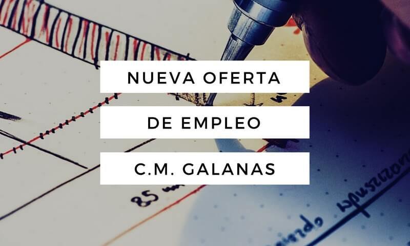 OFERTA DE EMPLEO GALANAS