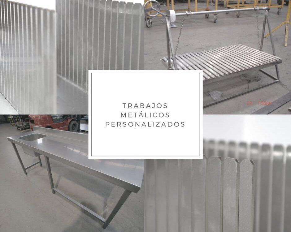 GALANAS - TRABAJOS METÁLICOS PERSONALIZADOS
