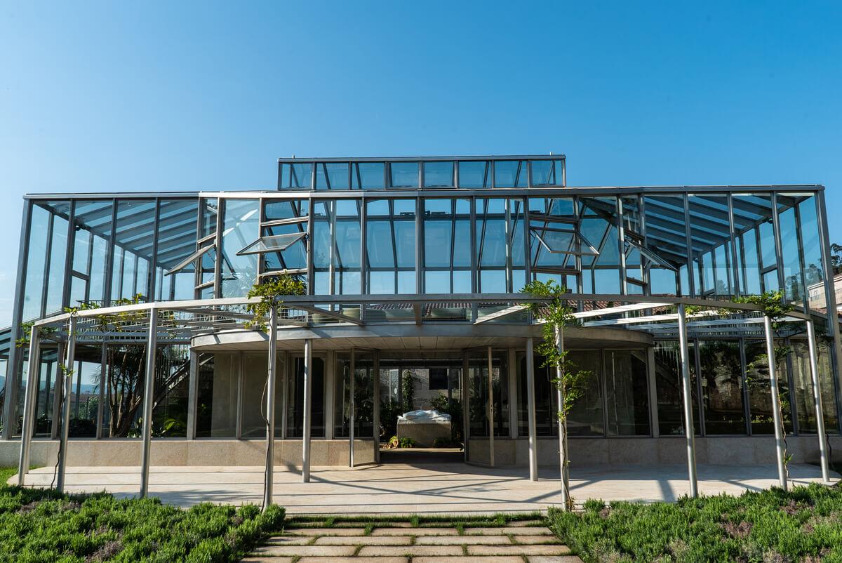 Jardín Botánico - Galanas Construcciones Metálicas